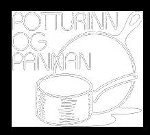 Potturinn logo